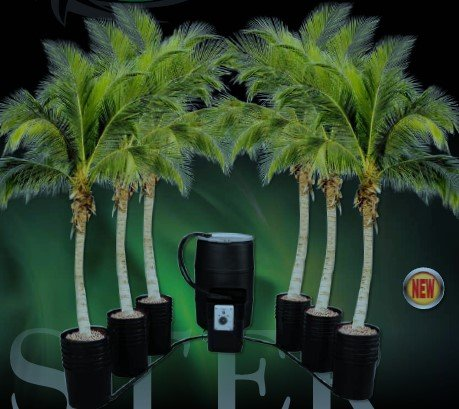 C.A.P. Monster 6 Grow Pot Complete Hydroponic