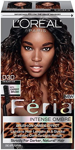 loreal-paris-feria-brush-on-intense-ombre-effect-hair-color-030-for-black-hair-by-loreal-paris
