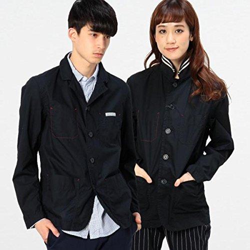 コーエン(メンズ)(coen) 【MBC】リブラインジャケット【ネイビー/XS(10)】