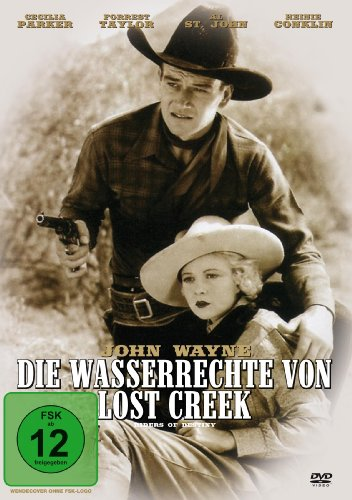 JOHN WAYNE - Die Wasserrechte Von Lost Creek (DIGITAL REMASTERED)