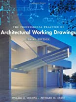 Free The Professional Practice of Architectural Working Drawings Ebooks & PDF Download