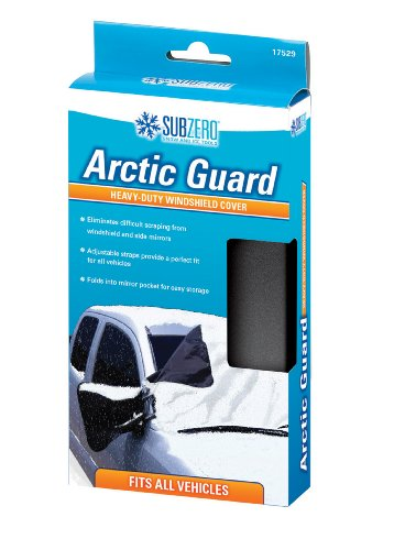 Hopkins 17529 Subzero Heavy-Duty ArcticGuard Snow and Ice Windshield Cover (Windshield Ice Cover compare prices)