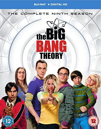 Cover Big Bang Theory [Blu-ray]