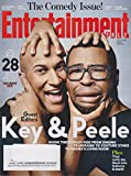 Entertainment Weekly October 3, 2014 Key & Peele The Comedy Issue