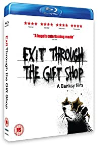 Exit Through The Gift Shop [Blu-ray] [Region Free]