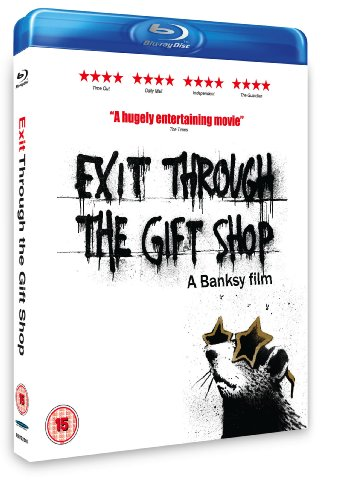 Exit Through the Gift Shop [Blu-ray] [Import]