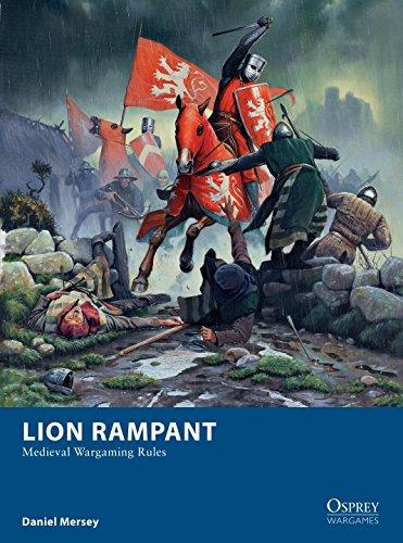 Lion Rampant - Medieval Wargaming Rules (Osprey Wargames)