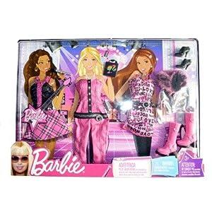 barbie rock star games