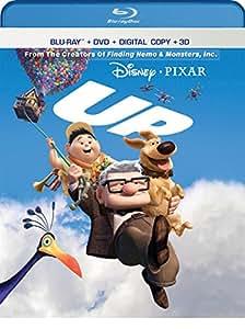 Up (Five-Disc Combo: Blu-ray 3D/ Blu-ray/ DVD + Digital Copy)