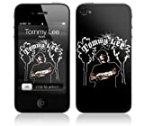 Music Skins iPhone 4用フィルム Tommy Lee - Palms iPhone 4 MSIP4G0251