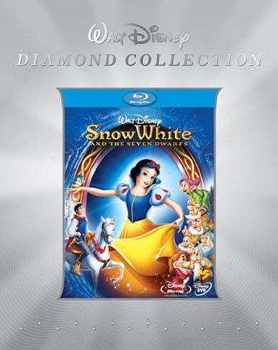 白雪姫 ダイヤモンド・コレクション/ブルーレイ (本編DVD付) [Blu-ray]