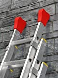 Ladder Pads - Anti-Slip Protective Pads / Mitts - Paint & Sovent Resistant - Free Delivery