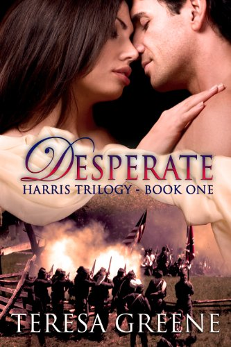 Desperate (Harris Trilogy Book One)