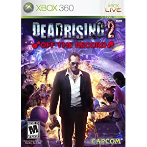 Dead Rising 2: Off the Record Video Game for Xbox 360