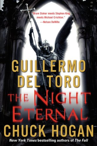 Guillermo Del Toro's New Novel 'The Night Eternal' Out October 25, 2011