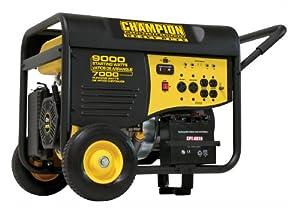Champion Power Equipment 41513 9000 Watt Portable Gas-Powered Generator (Discontinued by Manufacturer)
