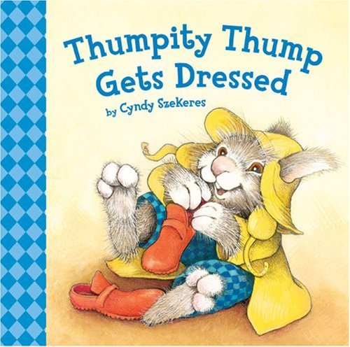 Thumpity Thump Gets Dressed, Buch