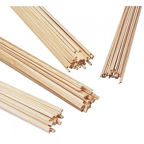 rayher-6413000-listones-de-madera-de-pino-cuadrado-1-m-de-largo-10-x-10-mm