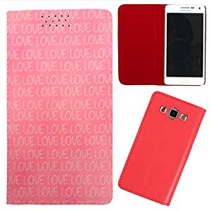 DooDa - For Xiaomi MI2S PU Leather Designer Fashionable Fancy Flip Case Cover Pouch With Smooth Inner Velvet