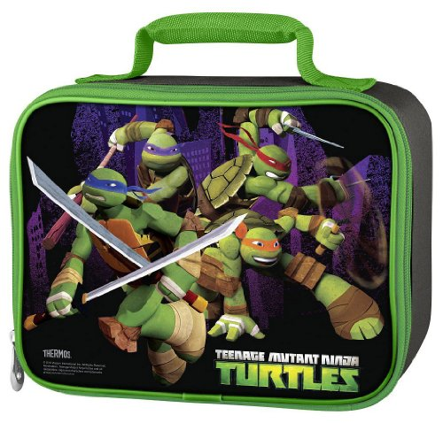 Thermos Teenage Mutant Ninja Turtles Soft Lunch Bag - 1