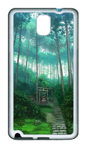 Cool Art on Pinterest TPU Silicone Case Cover for Samsung Galaxy Note 3/N9000 White Halloween gift