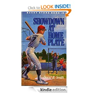 Bucky Stone #2: Showdown at Home Plate (Bucky Stone Adventures)