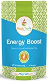 Energy Boost and Weight Loss Teatox Tea - TOP Quality, Tasty, All Natural, Organic Selections, Metabolism Boost, and Appetite Control Tea from Magic Teafit