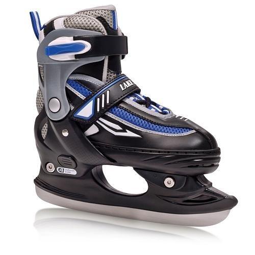 Lake Placid Metro Boy's Adjustable Figure Ice Skate (Small (12-2))