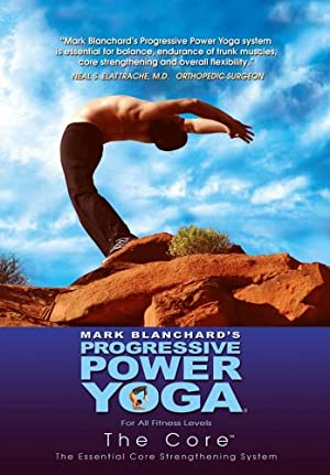 Progressive Power Yoga: Sedona Experience - Core [DVD] [Import]