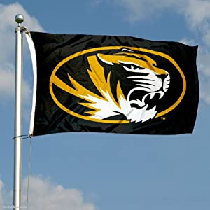 Buy Missouri Tigers Mizzou Flag by College Flags and Banners Co.