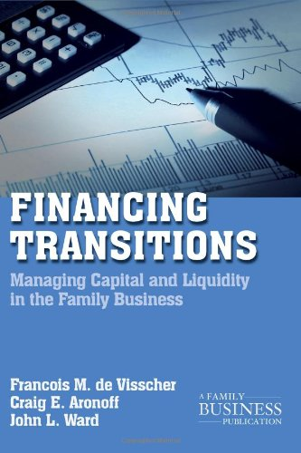 Financing Transitions: Managing Capital and Liquidity