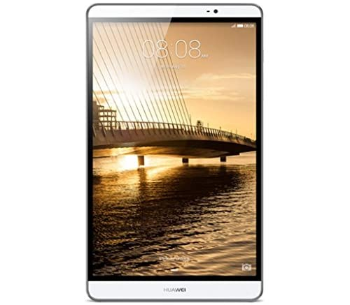 Huaweiタブレット Mediapad M2 8.0 SIMフリー (Android 5.1 + EMUI 3.1/8.0型/Hisilicon Kirin 930 オクタコア)  シルバー  MediaPad M2 8.0