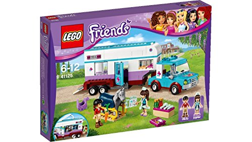 Friends - Horse Vet Trailer