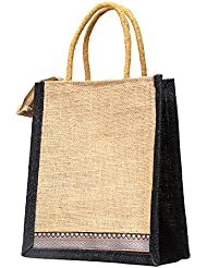 Multi-purpose Jute Bag,carry Bag/lunch Bag/shopping Bag