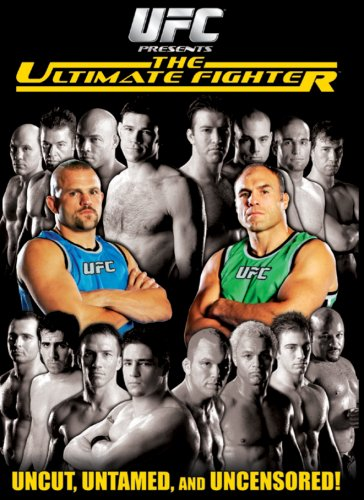 UFC Presents: The Ultimate Fighter, Season 1- Uncut, Untamed and Uncensored!, Liddell, Chuck; Couture, Randy; Sanchez, Diego; Florian, Kenny; Griffin, Forrest