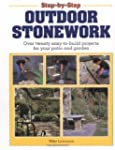 Step-by-Step Outdoor Stonework: Over...