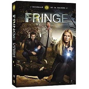 Fringe - Saison 2 - Coffret 6 DVD