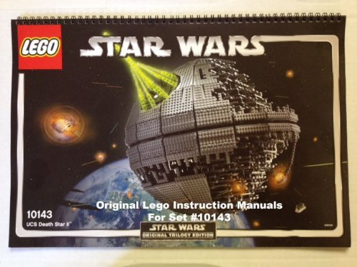 Instruction Manuals Sta 0700443890663 Instruction Manuals For Lego