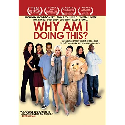 Why Am I Doing This? DVD