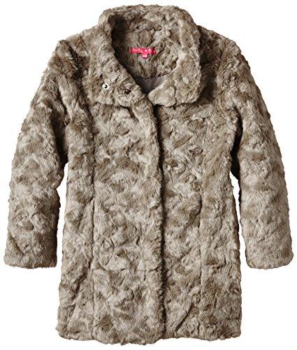 Derhy Kids - DAMIA, Cappotto per bambine e ragazze, grigio (grau - grau), 10 anni (140 cm)