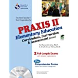 Praxis II Elementary  Education: Curriculum, Instruction. & Assessment (0011) (REA) (PRAXIS Teacher Certification Test Prep) ~ Anita Price Davis