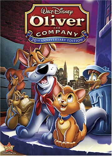 Cover art for  Oliver and Company (20th Anniversary Edition)