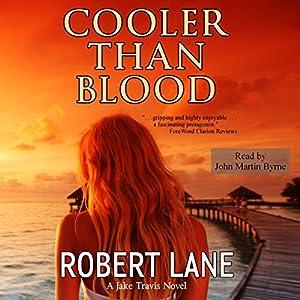 Cooler than Blood Audiobook
