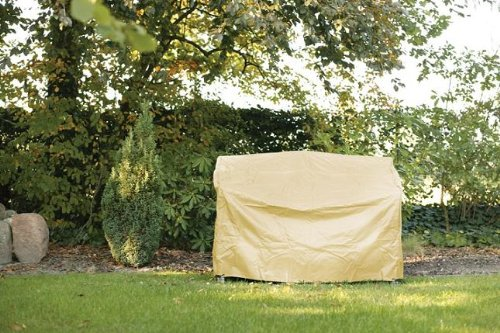 Videx 22171 Cover Gartenbank 134 x 66 x 89 cm beige