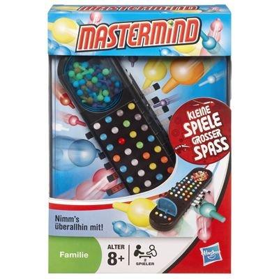 Hasbro 29187100 MasterMind Compact, gioco viaggi [importato dalla Germania]