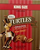 Turtles Original Pecan, Chocolate Caramel Candy King Size