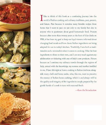 Ciao Italia Family Classics: More than 200 Treasured Recipes from Three Generations of Italian Cooks ciao italia аудиокурс cd