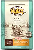 The Nutro Company Adult Dog Food with Chicken, Whole Brown Rice and Oatmeal Formula, 30-Pound