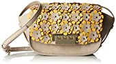 ZAC Zac Posen Iconic Micro Accordian Cross Body