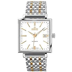 Dugena 7090321 - Reloj de pulsera hombre, acero inoxidable, color multicolor